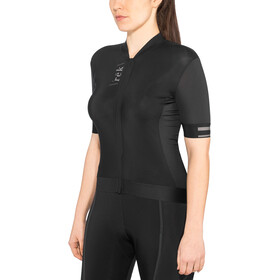 RYKE Short Sleeve Jersey Kobiety, black